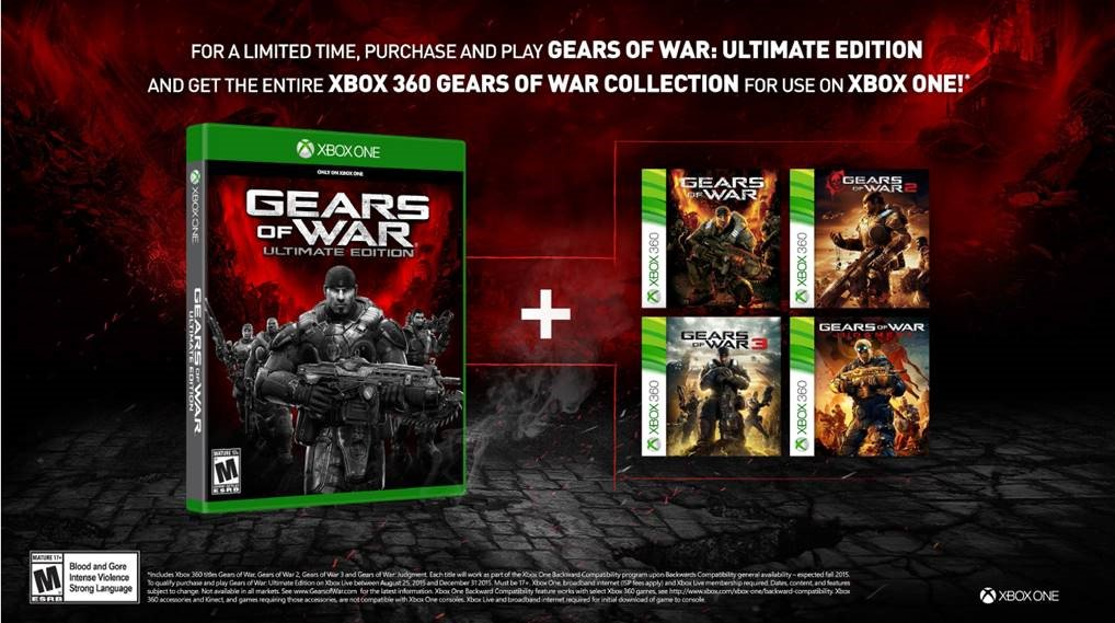 gears of war on twitter ultimate edition owners gears 360