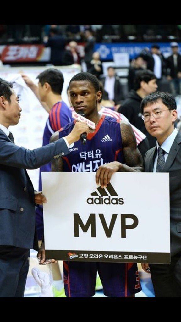 Congrats to former Tiger Joe Jackson; currently playing professionally in Korea #MVP https://t.co/nYc3IU2GGr