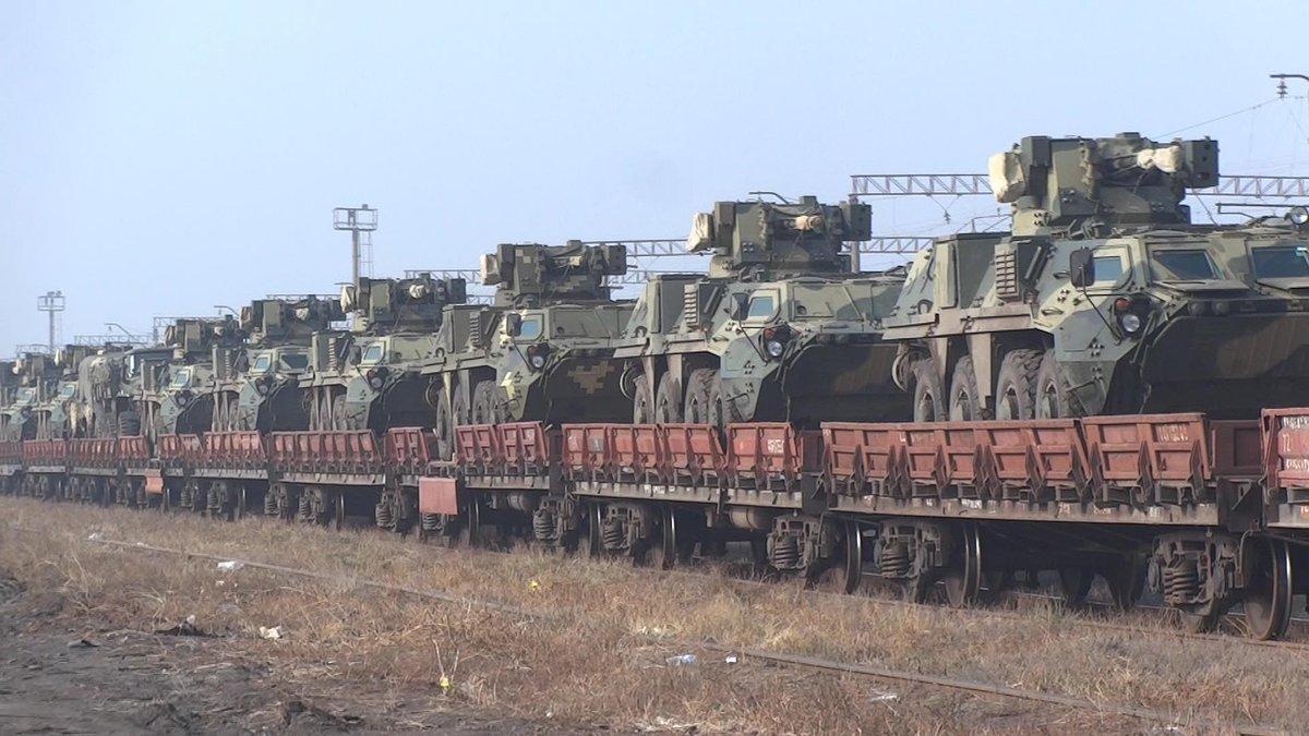 Спецмиссия ОБСЕ завершила верификацию отведенного вооружения, - спикер АТО Матюхин - Цензор.НЕТ 3562