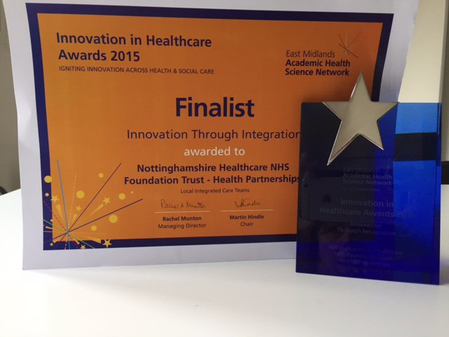 Thumbnail for EMAHSN - Igniting Innovation Across Health and Social Care 2015