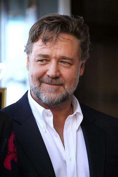 Russell Crowe Russia (...