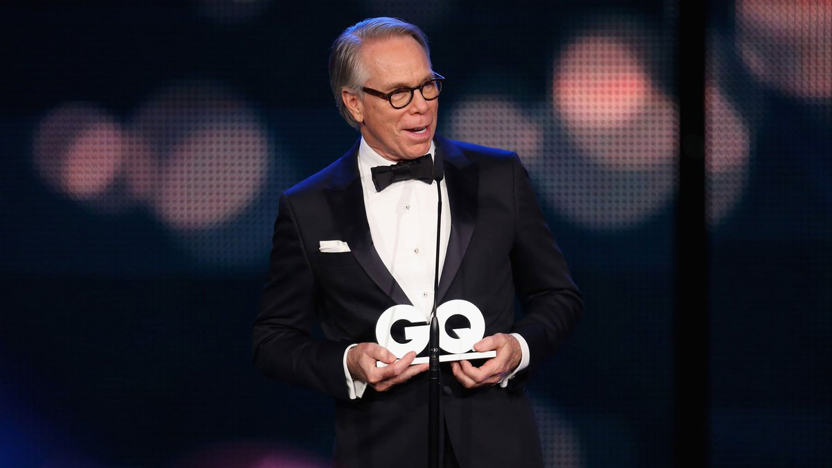 Tommy Hilfiger On Twitter Incredibly Honored To Receive The Fashion Designer Of The Year Award From Gq Germany Th Https T Co 2qqrjif4t0