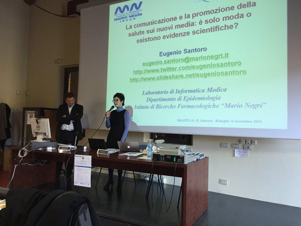 Apre i lavori @GiovannaCosenza. Come i cittadini italiani accedono a info su #salute coi #socialmedia #InfoSalute https://t.co/VoAUiZr3Y2