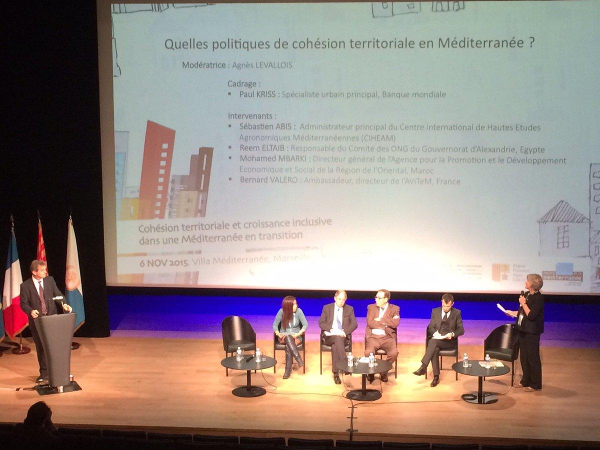 #CohésionTerritoriale & #CroissanceInclusive: 2 enjeux pour les villes & territoires en #Méditerranée #SemaineEcoMed https://t.co/YWPvPDSA5q