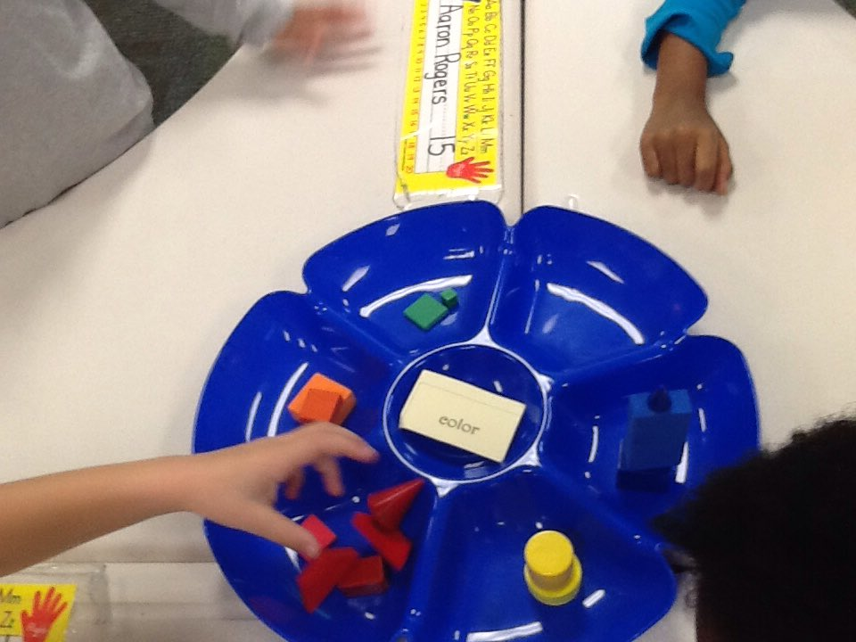 """Ms. Simmons' Class On Twitter: """"Sorting Objects By"""