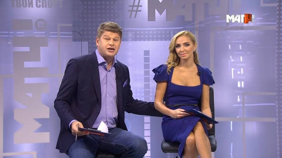 Татьяна Навка - ведущая канала Матч-ТВ - Страница 3 CTIQXpJUcAED93b