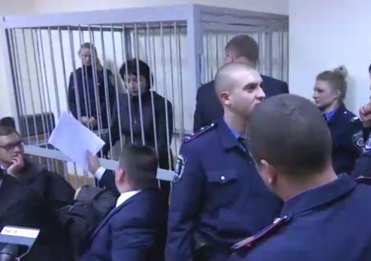 ГПУ будет требовать ареста Лукаш, - прокурор - Цензор.НЕТ 1098