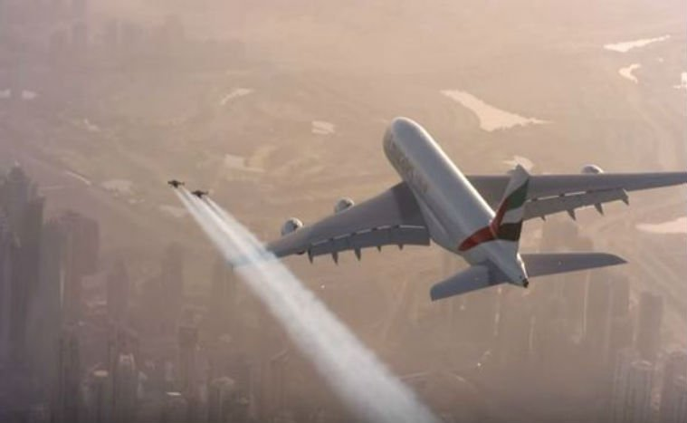 "The Stuff of Boys Dreams, ""Jetpack-Flying Stuntmen Race Alongside Jumbo"" https://t.co/nlaoVVNaYc cc @emirates https://t.co/iRJ9YBTMds"