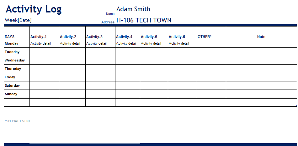 Activity Log Template from pbs.twimg.com