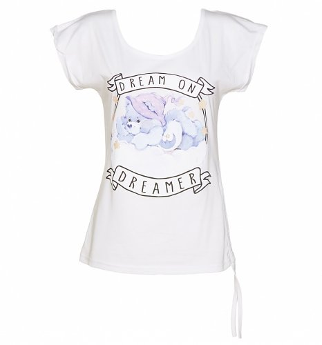 #Freebiefriday! RT & follow @truffleshuffle_ b4 4PM TODAY for a chance to #win this fab @carebearsfriend T! ✨