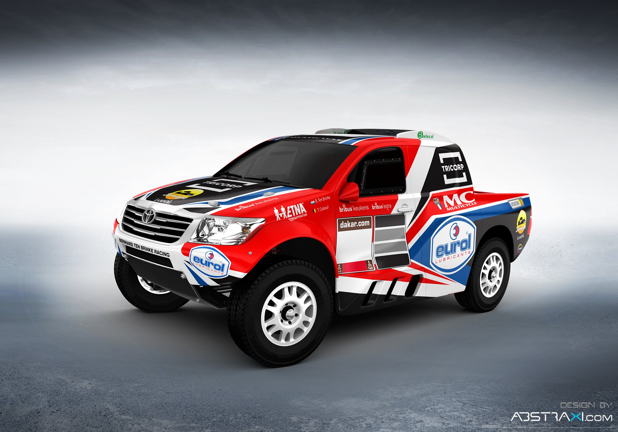 2016 Rallye Raid Dakar Argentina - Bolivia [3-16 Enero] - Página 2 CTIqc5rWoAQljIj