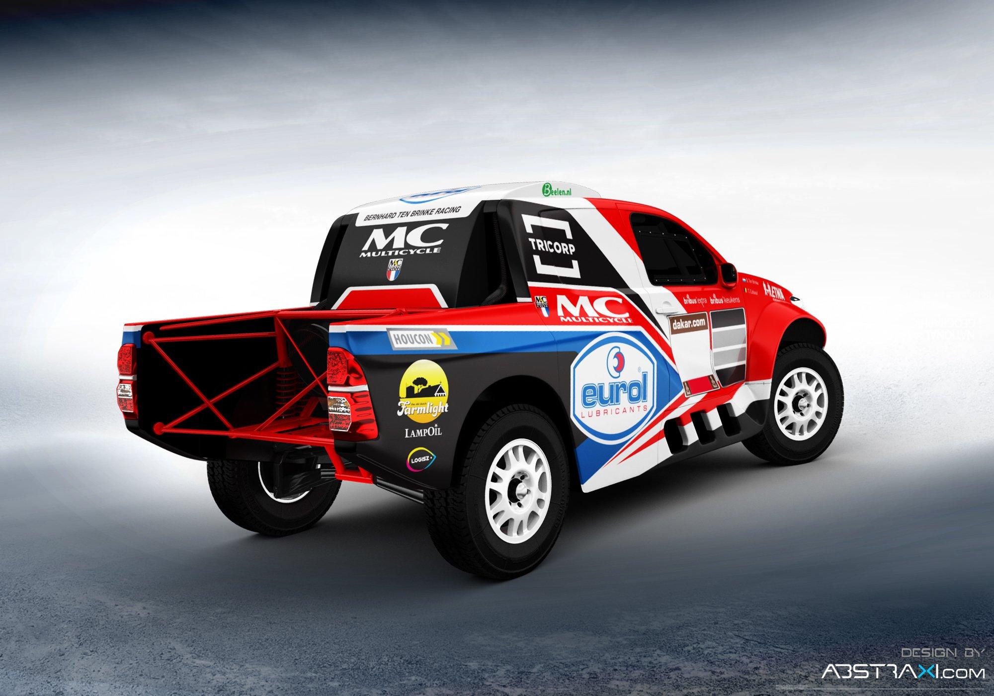 2016 Rallye Raid Dakar Argentina - Bolivia [3-16 Enero] - Página 2 CTIqcduXAAA5vci