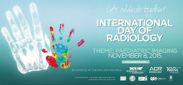 "Radiology on Twitter: ""International Day of Radiology is Nov. 8 w/ the  theme of Pediatric Imaging-what will YOU do to celebrate? #IDoR2015  https://t.co/1R7U7R99fR"""