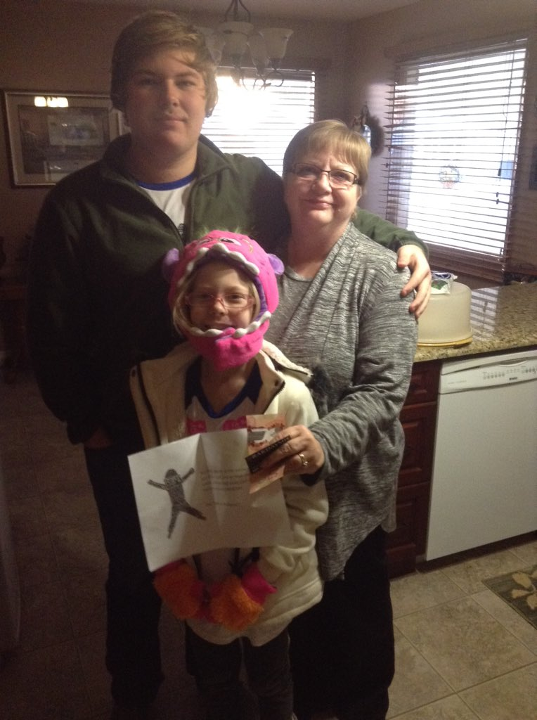 @RakDayMH  #procommkids  @ProCommMedHat   Rak 1.  Cody picked his Nanny for all the wonderful things she does https://t.co/XRjo5cUMfB