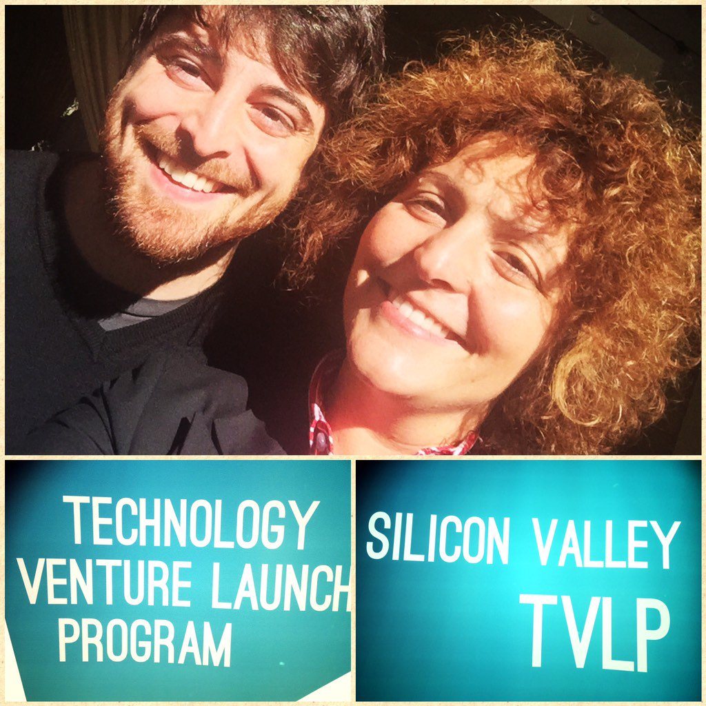 Happy to find friend from #faenza in #siliconvalley enjoy #TVLP @Aster_ER @RegioneER @Toro_Seduto_ GOOD LUCK! https://t.co/wnJzgaBhOC