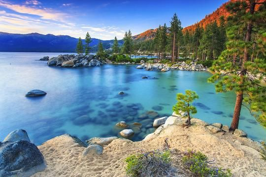 Image result for sand harbor lake tahoe
