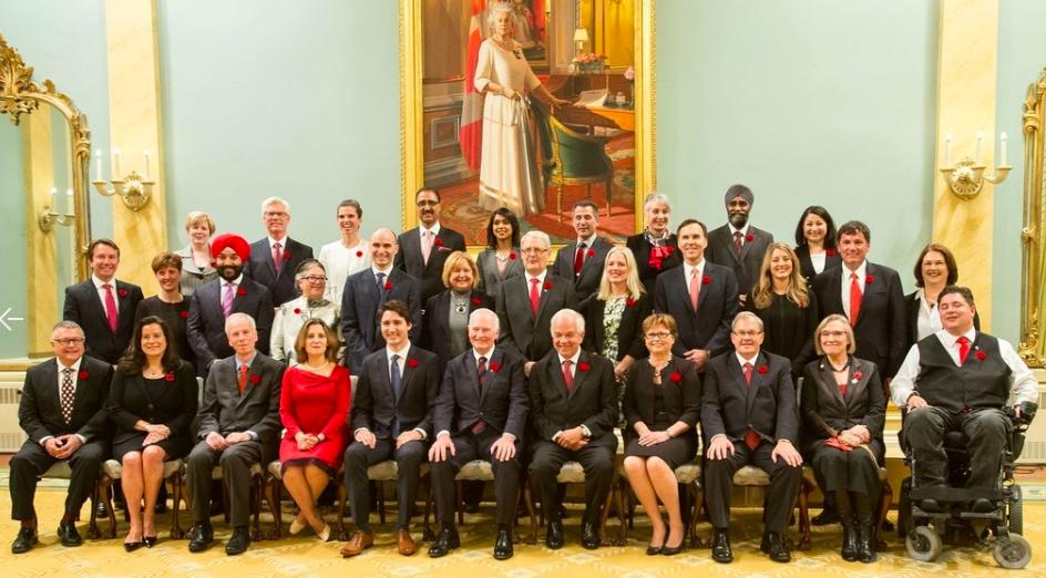 「カナダ 障害 閣僚」の画像検索結果