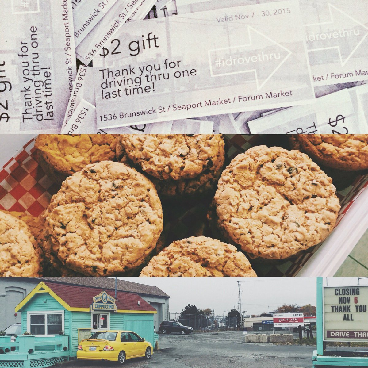 Steve O Reno S Cafe On Twitter We Re Giving Away Coupons Cookies