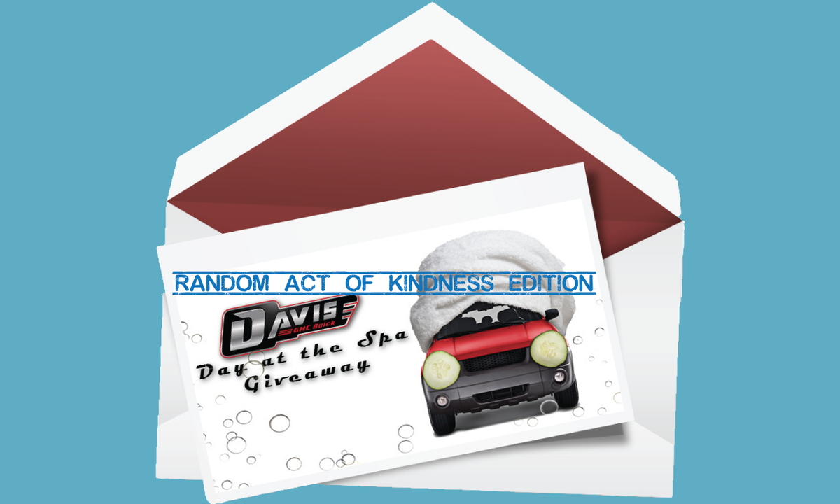 .@RakDayMH is giving away a Day At the Spa package to one deserving vehicle today! Will it be you? #gobekind #RAKday https://t.co/HVDeB2Ik53