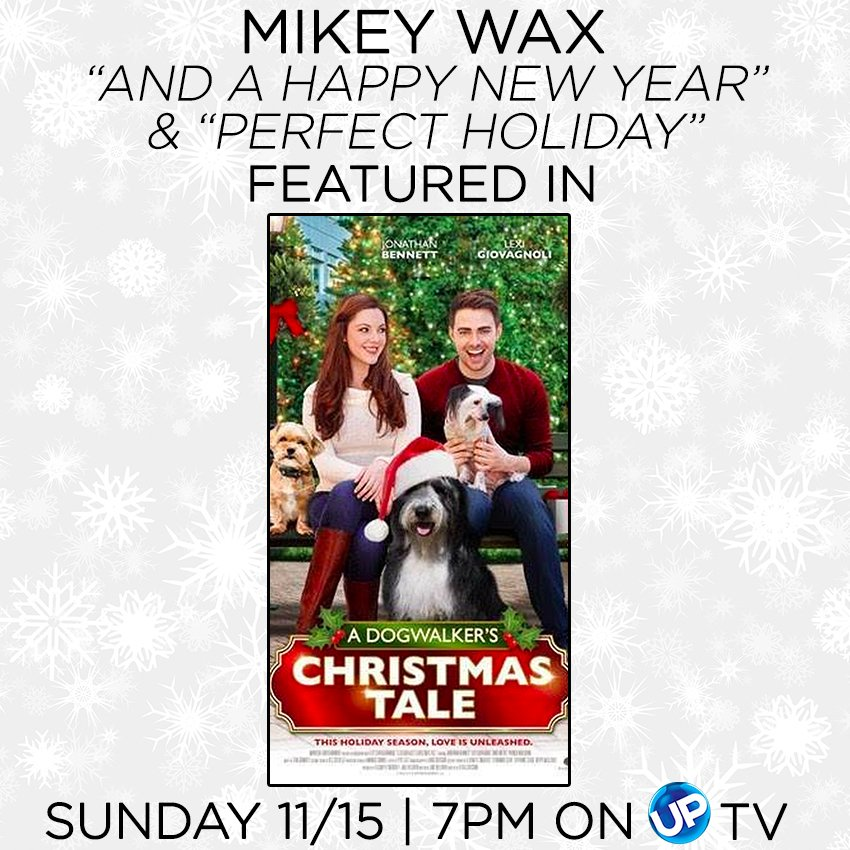 A Dogwalkers Christmas Tale.Mikey Wax On Twitter Set The Dvr Two Of My Songs Will Be