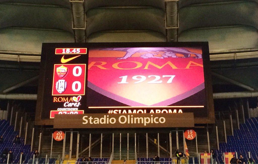 ROMA-LAZIO Streaming info Derby Diretta TV Oggi