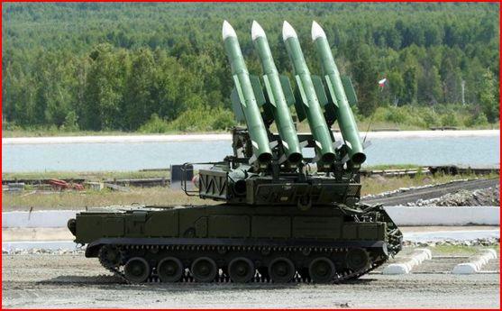 """Resultado de imagen de """"Buk-M2 en siria"""