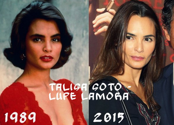 Talisa Soto belly