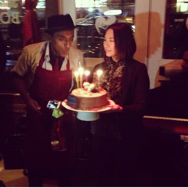 #FBF to a few years ago when the whole restaurant sang Happy birthday to the boss, @MarcusCooks! #HBD, Marcus! https://t.co/jmUAotKBmt