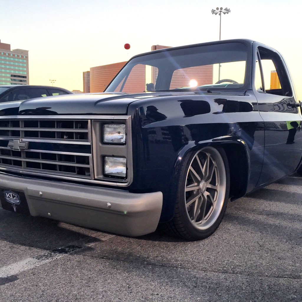 Kc 39 s paint shop on twitter sema2015 my build of a 86 for Kc paint shop