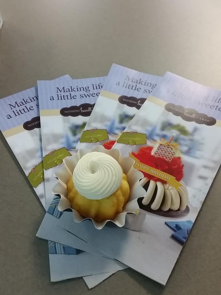 Thumbnail for @nothingbundt cake contest #txsocialmedia