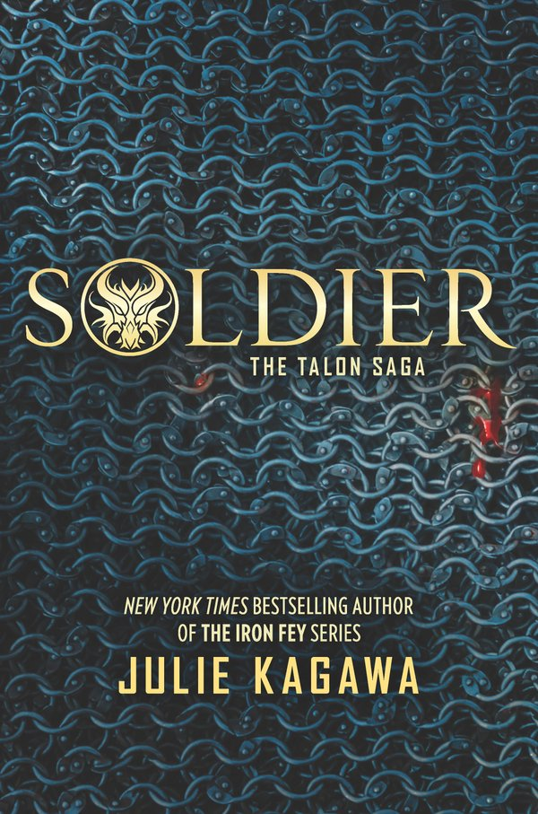 Feast your eyes on the gorgeous cover for SOLDIER, the 3rd book in the Talon saga. #Garret #Riley #Ember https://t.co/m54pccqS3A