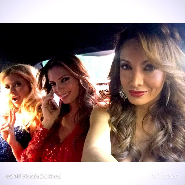 Llegando con las Bellas @liannagrethel @SissiTv @Premiosdelaradi @estrellatv @RFlatinatv @alarmatv #Glam#rfl#moment https://t.co/LJtEf4cc7F