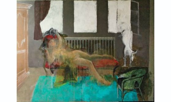 Ida doda on twitter now in roma balthus 1 les enfants for Balthus la chambre turque