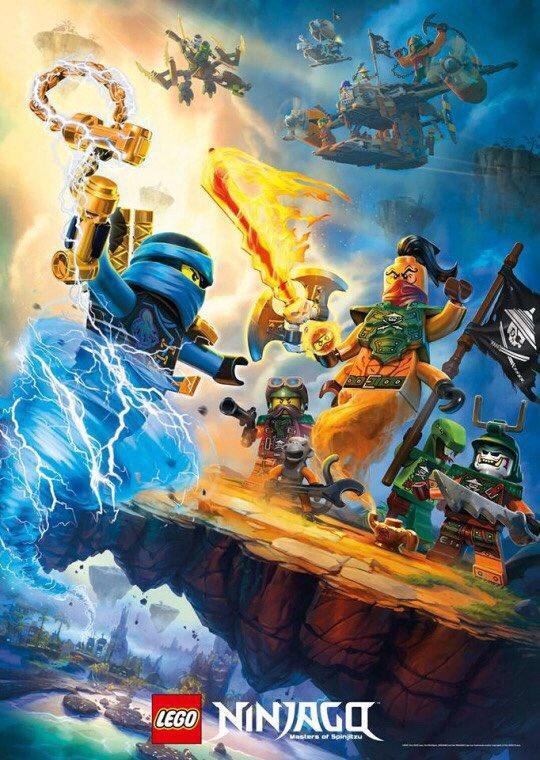 BRICKLOVER: LEGO NINJAGO CENTER JAY