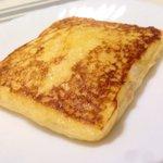 ランチパックで作るフレンチトーストの作り方★とろっとろで超美味!