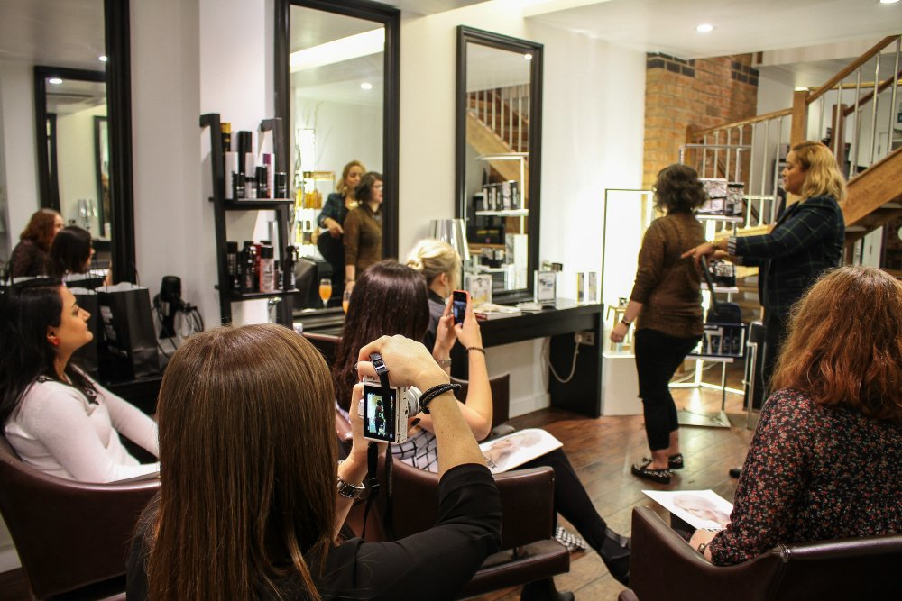 Leicester Bloggers Meet Up Danique Hairdressing