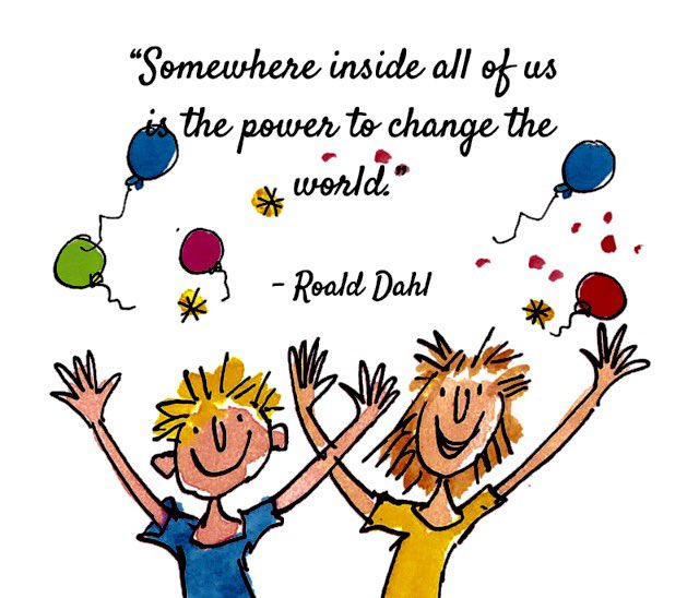 Image result for roald dahl quotes
