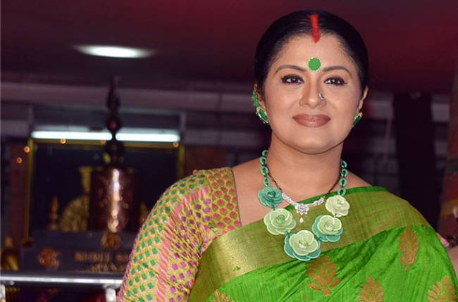 Sudha Chandran in Naagin