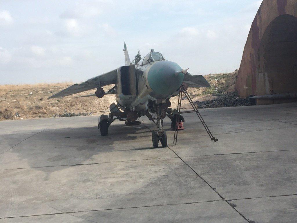 القوات الجويه السوريه .....دورها في الحرب القائمه  CTNPqglWsAAXNoy
