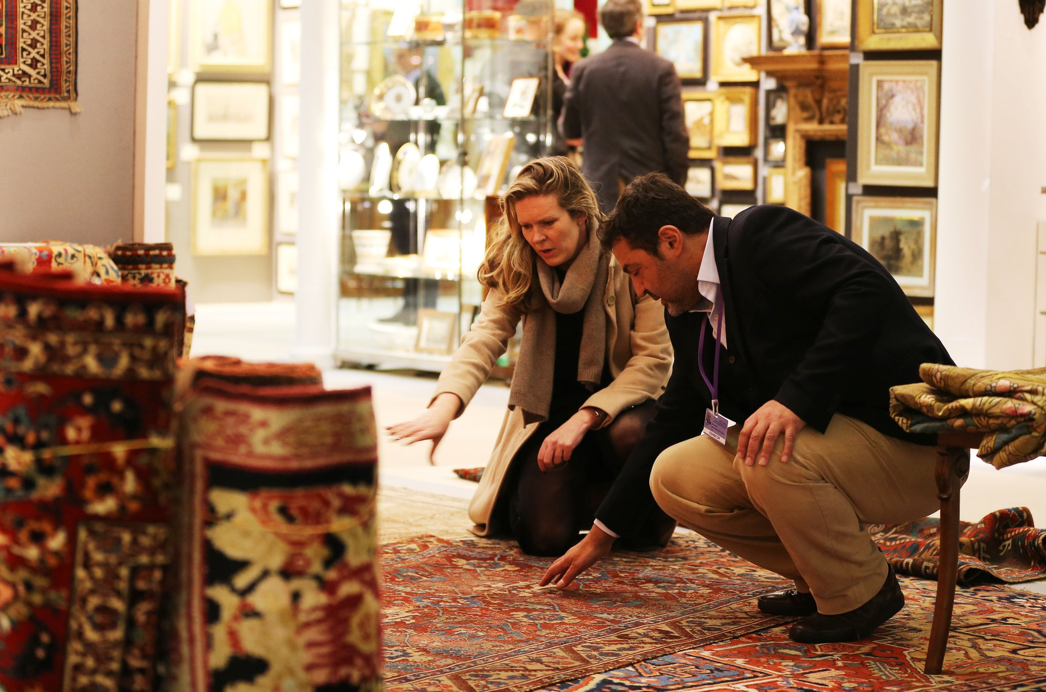 Art Antiques Fair Olympia On Twitter