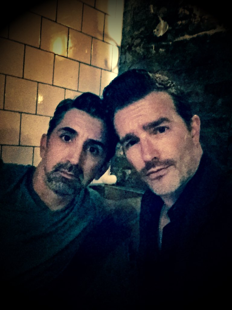 Hanging with this great Fella.  Our old stomping grounds. #NYC #BandOfBrothers @frankjhughes https://t.co/cfsLVX3X0k