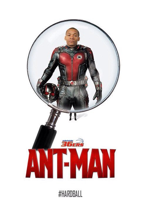 And there he is... #AntMan https://t.co/r4uFQNvHHW