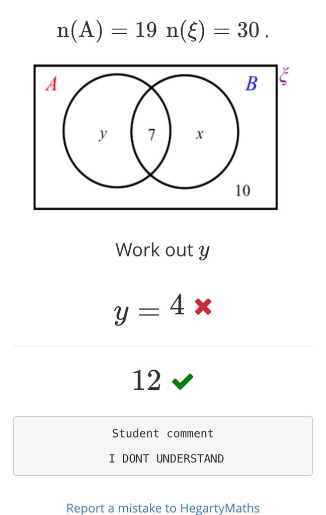 Colin Hegarty On Twitter Venn Diagrams For New Gcse Y10s Have A