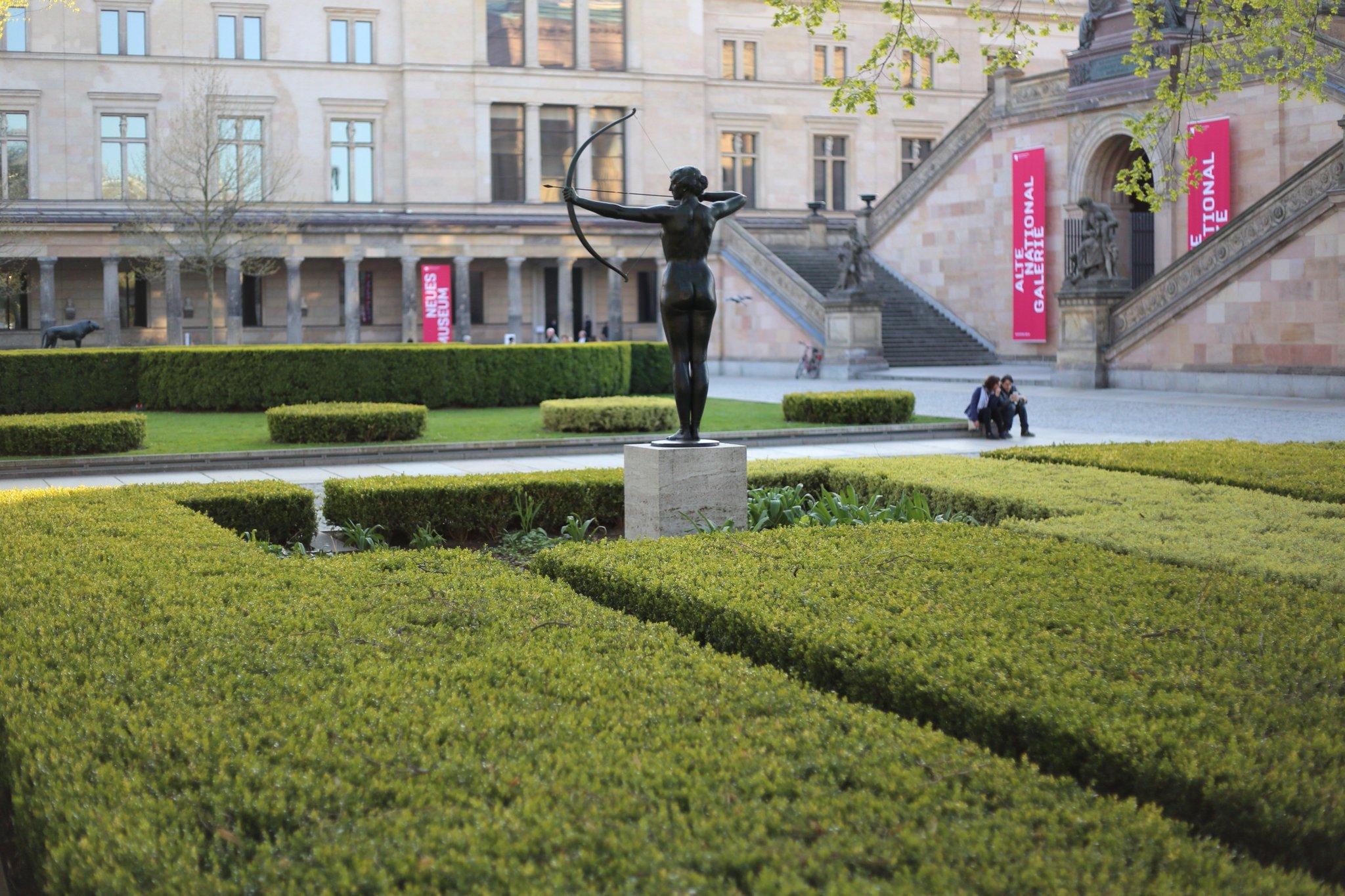 Alte National Galerie, Berlin