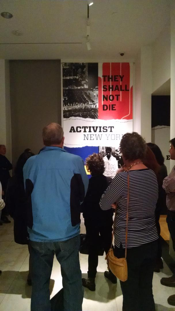 The #AHCityMCNY tour continues! Let's talk about #activism https://t.co/lSdB2q6oLu