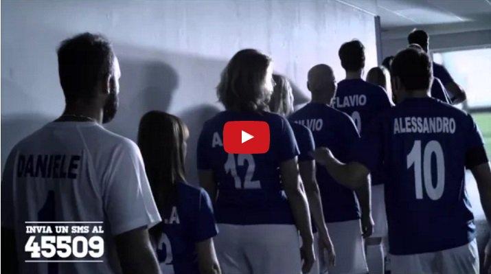 Un Gol per la Ricerca sul Cancro con Alex Del Piero (VIDEO promo).