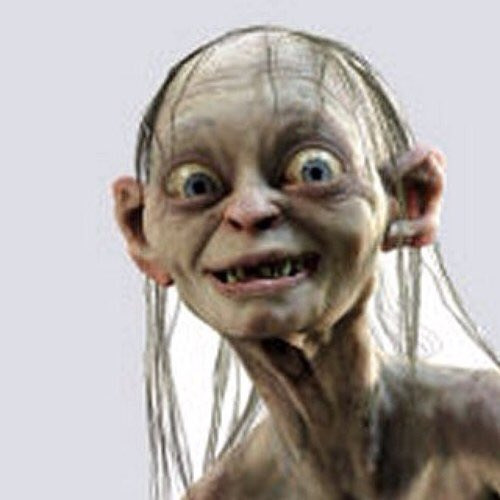 Sawyer Galatas On Twitter Last Night 3 Different Football Players Said I Looked Like Smeagol With My Hair Wet Thanks Https T Co Wb6t4da9ok