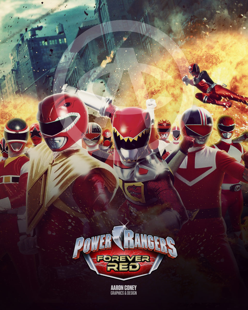 48 hours later, I am stoked to release to you #ForeverRed, the RS3 Edition! #Rangerstop #Exclusive #ACGraphicDesign https://t.co/4Mn9Pk4iA4