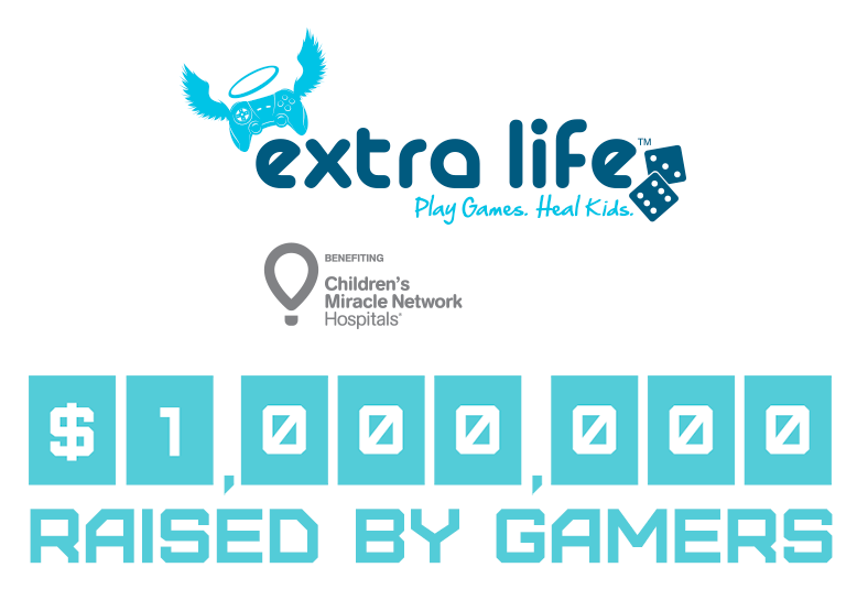 JUST IN: You guys just raised $1 million today for the kids! https://t.co/xOv14CRrnq