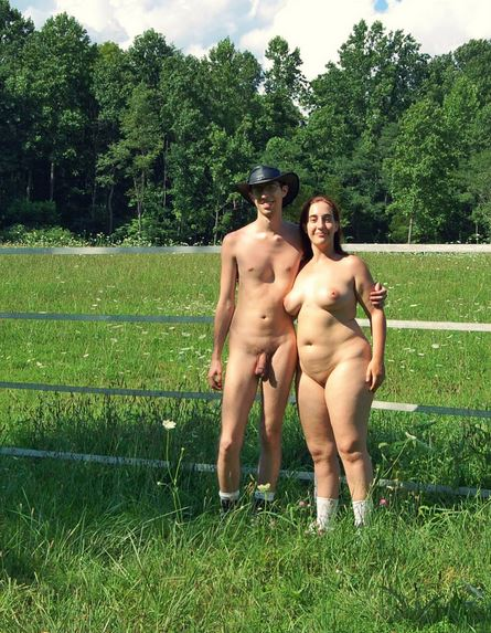 Are nude couple mature nudist have thought